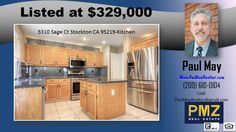 3 Bedroom Home in Stockton - Search 3 Bedroom Homes for sale in the Stockton Ca  https://gp1pro.com/USA/CA/San_Joaquin/Stockton/Brookside/5310_Sage_Ct_Stockton_Ca_95219.html  3 Bedroom Home in Stockton - Search 3 Bedroom Homes for sale in the Stockton Ca - This was a nice clean home in Brookside Gated Community. The seller cleaned up the clutter and got the house ready ( Staged ) for the professional photographer. I listed this home on Tuesday and posted the Photos. I advertised it with No…