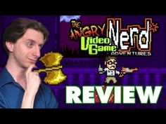 nice Video Games - Angry Video Game Nerd Adventures Review #Video #Games #Youtube