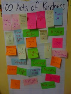 The AmazingClassroom.com Blog: On Our Hundredth Day of School!