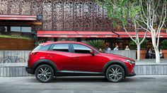 First-Ever Mazda CX-3 Small SUV Exterior Features & Colours | Mazda Australia