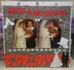 bruid & bruidegom - Scrapbook.com