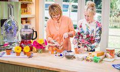 Home & Family  - Jessie Jane's #Easter Flowerpot Desserts | Hallmark Channel
