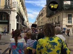 TOUR Sostiene Pereira (língua portuguesa / location: Rua Augusta, Lisboa)