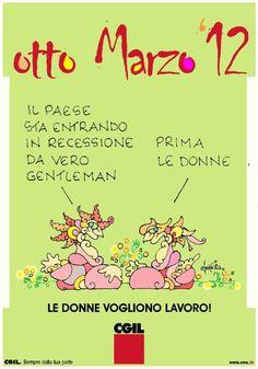Festa della donna 2012