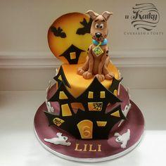Scooby-Doo - Cake by Katka