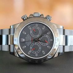Titan Black Rolex Daytona Nightmare