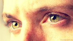 Dean's Eyes by SuperChaoskitty.deviantart.com on @DeviantArt
