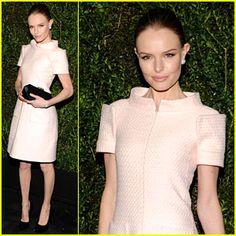 Kate Bosworth – Chanel Pre-Oscars Dinner 2013 | 2013 Oscars Week, Kate Bosworth : Just Jared