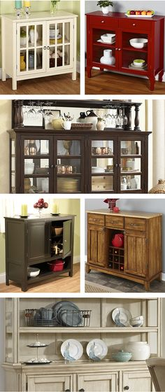 Pull your sideboard or buffet into service as a stylish home bar when hosting your next party. Sideboards offer more tabletop room for mixing cocktails and ample storage space. Visit Wayfair and sign up today to get access to exclusive deals everyday up to 70% off. Free shipping on all orders over $49.