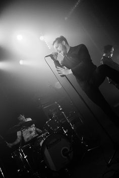 "On the ol' ""Currently active bands that I haven't seen yet and want to see"" list, deafheaven is pretty high up there. I'm not a black metal fan, but good fucking god this band is unbelievable."