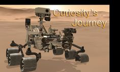 Interactive site on the Mars expedition.