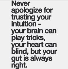 This quote talks about intuition and about your moral compass trusting your gut and making sure you are okay with what you are picking. Intuition was one of the 5 I's for romantic writers
