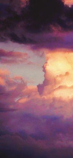 Clouds-iPhone Wallpaper