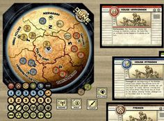 Print 'n Play Games & Redesigns With Professional, GORGEOUS Art [image heavy] | BoardGameGeek