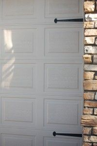 Garage Door Update for $40.00