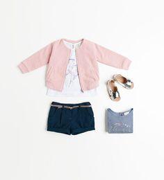 Shop by Look - Baby Girls - Kids | ZARA Greece