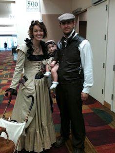 DIY Steampunk Costumes