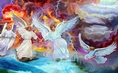 Did you know that there are specific angels assigned to nations? Do you know who the angel is that is assigned to Israel? Find out more in today's study into the Book of Revelation.