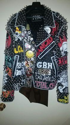 Punk Jackets, Boho Shorts, Women, Fashion, Moda, Fashion Styles, Fashion Illustrations, Woman