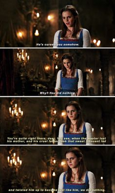 Emma Watson - Beauty and the Beast - Belle