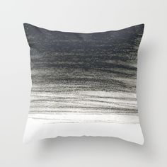 Watercolor abstract Throw Pillow by Valentine Storm - Cover x with pillow insert - Indoor Pillow Modern Pillow Cases, Modern Pillows, Decorative Pillows, Cushions On Sofa, Floor Pillows, Accent Pillows, Throw Pillows, Textiles, Diy Pillow Covers