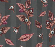 Observe fabric by idoa on Spoonflower - custom fabric