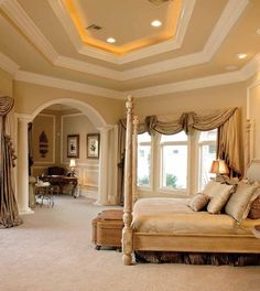 Mansion Master Bedrooms luxury master bedrooms in mansions | mansion master bedrooms for