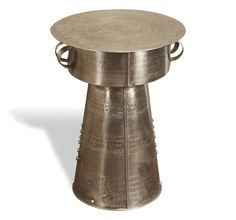 Antimo Small Drum Table design by Interlude Home