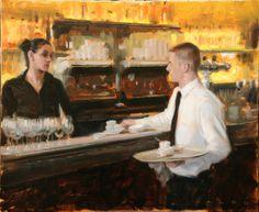 Aldo Balding - Café Florida Toulouse