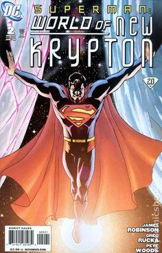 Superman World of New Krypton (2009) 2B