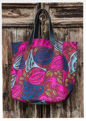 """Ibis"" bag in cotton"