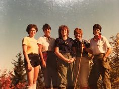 #TBT to the Recreation & Leisure Services Fall 1983 class trip to Lake Placid, NY! #Adirondack #Mohawk50 #Amazing50