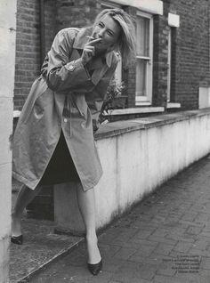 Cate Blanchett Vogue Italia 1999