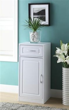 Bathroom Base Cabinet with 1 Drawer