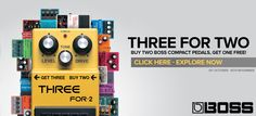 Strings Direct offer sale of Strings & accessories, cables & connections, string Muters, Power supplies, Electric guitar Strings, Bass guitar Strings sets in UKBOSS 3 FOR 2