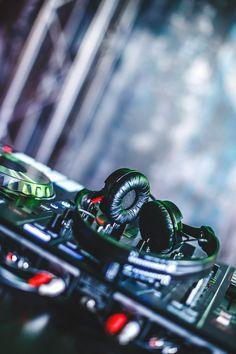 Ambience DJ photoshoot