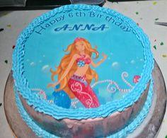 #mermaid ice cream cake