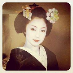 Mineko Iwasaki, the prime inspiration and source of a novel and movie, Memoir of a Geisha.