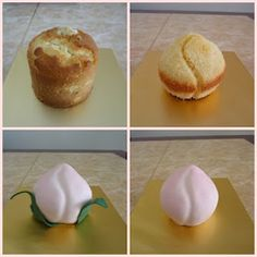 Pictorial on Carving a Peach