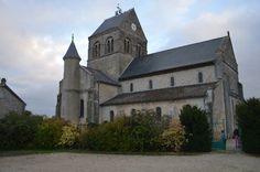 Église Saint-Rémy te Champigneul-Champagne (Marne 51)