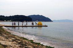 Naoshima - the art island in the Seto Inland Sea of Japan