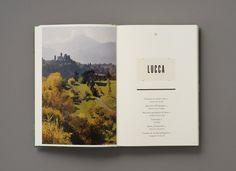 Tuscany - Atelier Dyakova, #publishing #publishingdesign #layout #layoutdesign #graphicdesign