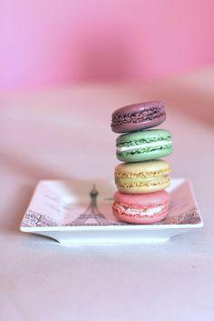 Macarons from Laduree :)