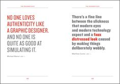 What Designers Say: A Collection Of Tips From Leading Design Practitioners - DesignTAXI.com
