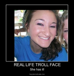 Troll Face LOL