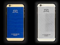 Golden Dreams unveiled the world's most luxurious iPhone 6 collection. For further informations please visit: www.proudmag.com