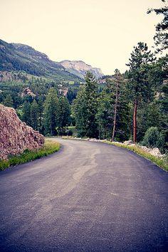 Durango & Silverton Narrow Gauge Railroad - Durango, Colorado