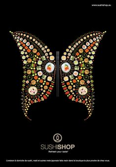 Le papillon ---> Repinned by www.gers.nl
