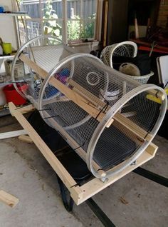 How to Make a Worm Compost Sifter (with Pictures)