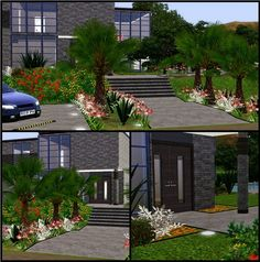 Sims 3 Finds - Southern Oasis house at Erika J. Sims